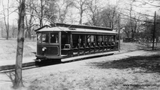 Car 20 on April 14, 1946. (Major G. F. Cunningham Photo)
