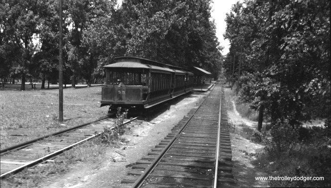 Trailer 55 in the mid-1940s.