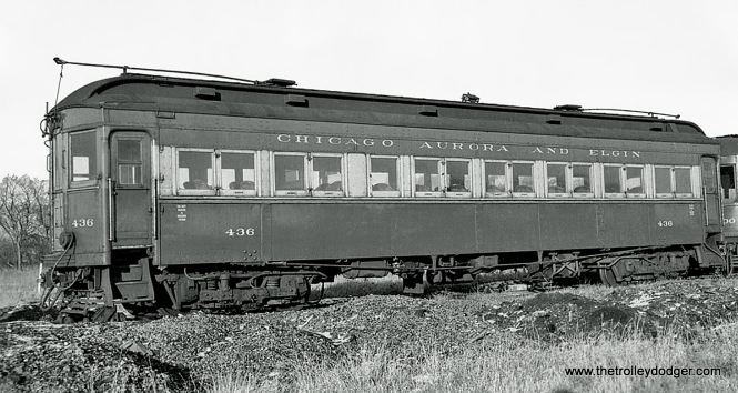 436 at the company shops in 1929.