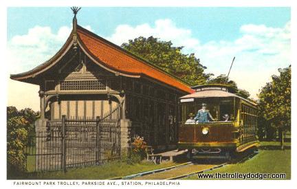 Parkside station.