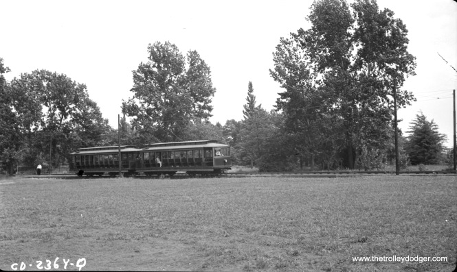 Two open cars in May 1941.