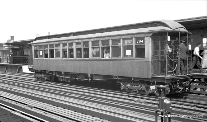 CRT 294 is signed as a Kenwood Local on July 21, 1934.