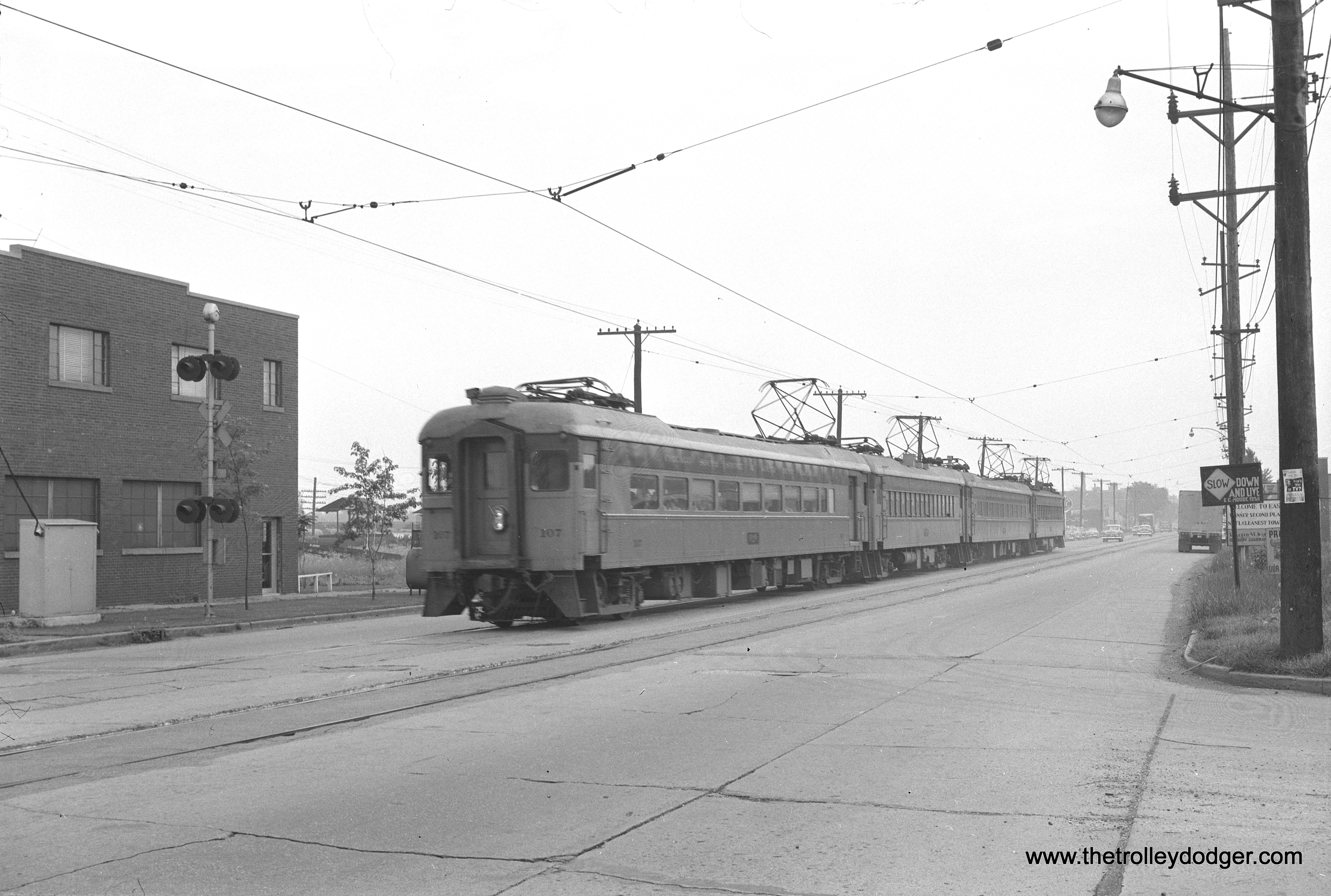 image161 - South Shore Line at  Michigan City