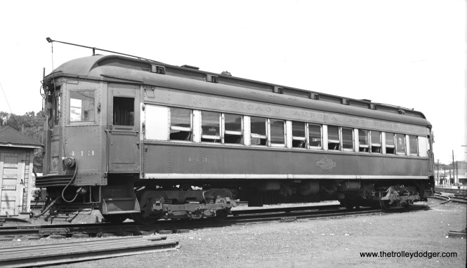 CA&E 413 at Wheaton on July 26, 1942.