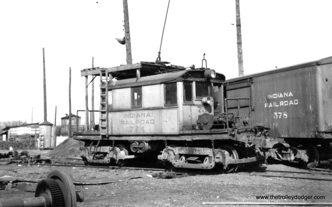 Indiana Railroad 754.