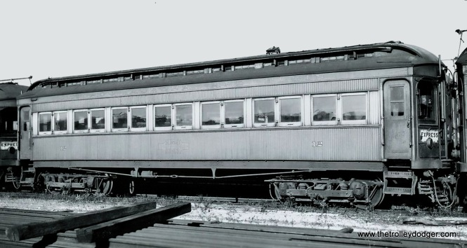 CA&E 12 was built by Niles in 1902.