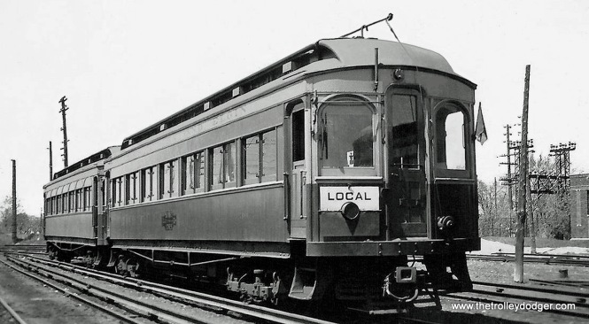 CA&E 30, built by Stephenson in 1902.