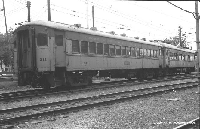 South Shore Line 211.