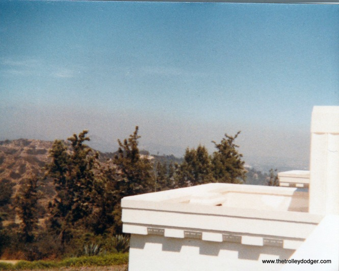 LA from the Griffith Park Observatory in 1980.