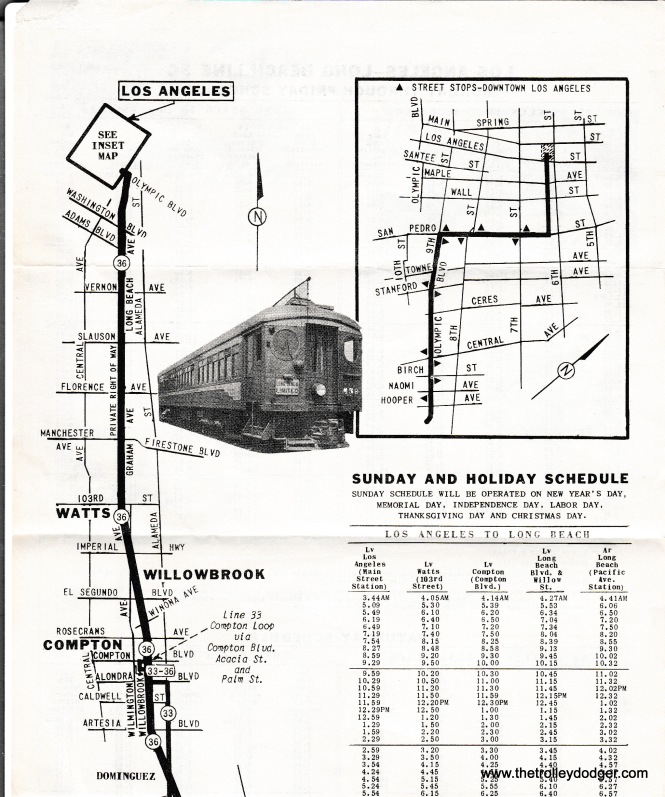 Mta Subway Map 101 2001.December 2017 The Trolley Dodger