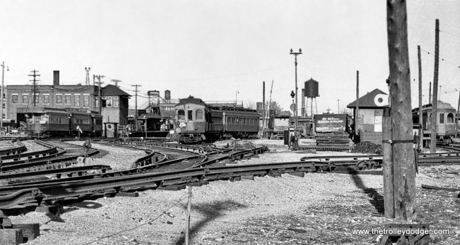 CA&E Lockwood Yard at Laramie.