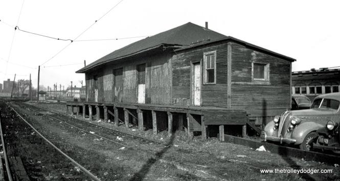 CA&E Laramie Ave freight house.