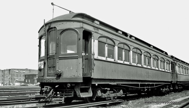 CA&E car 24 (Niles 1902).