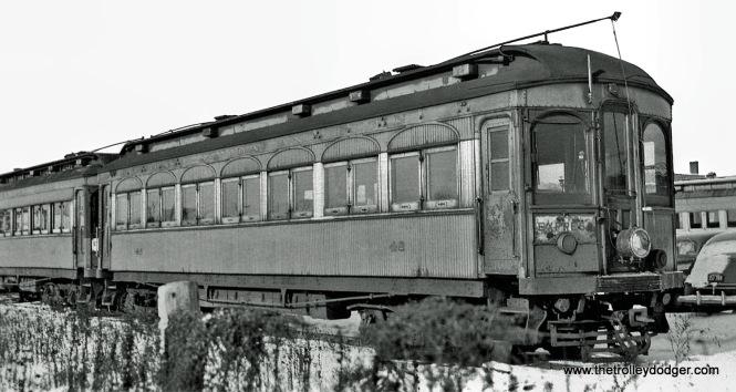 CA&E Car 48 (Stephenson, 1902).