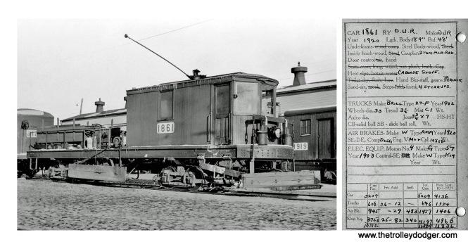DUR Car 1861
