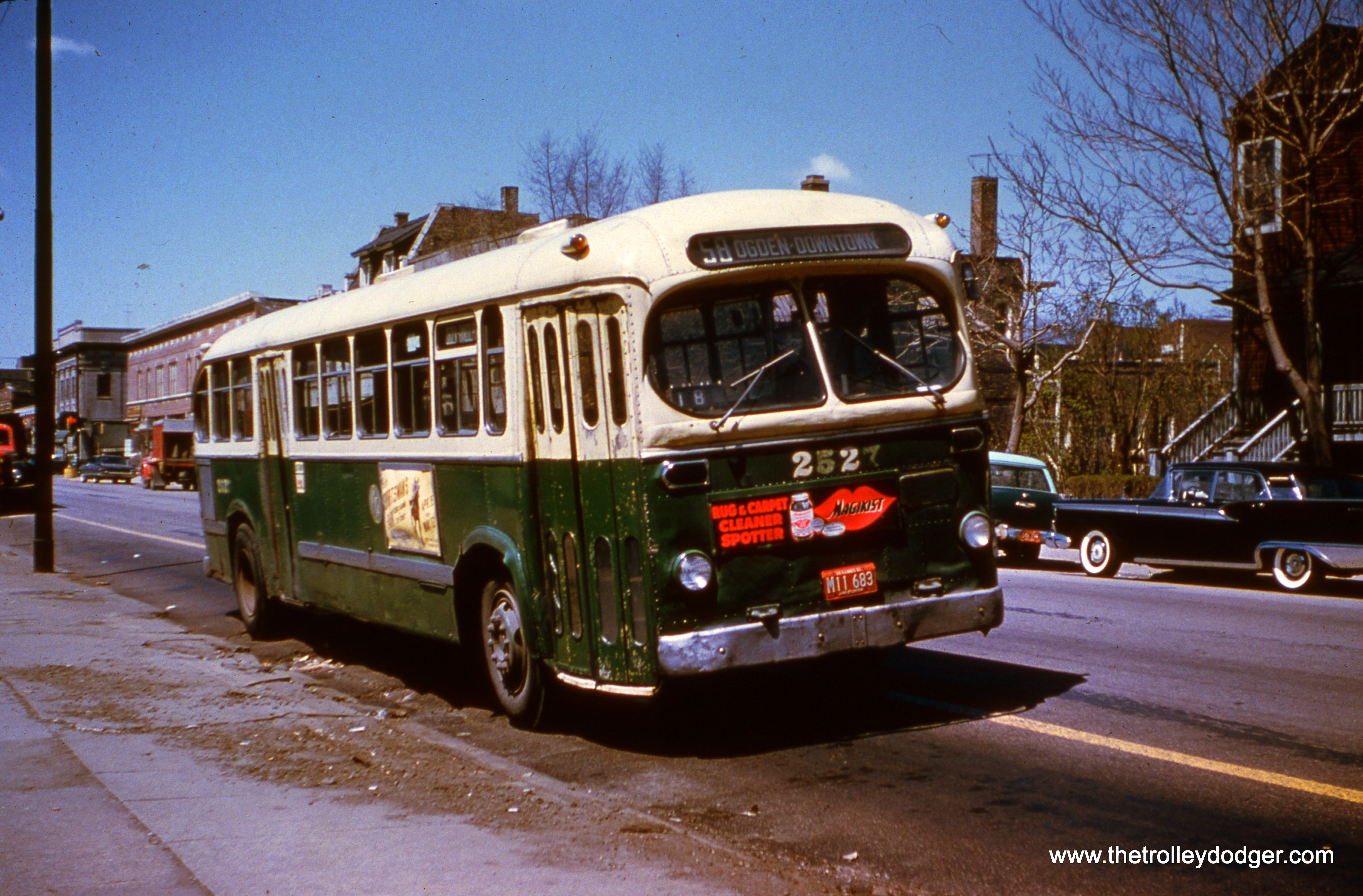 Roy Bliss The Trolley Dodger