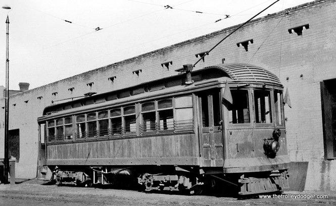 Michigan Railway Lines - Car 85.