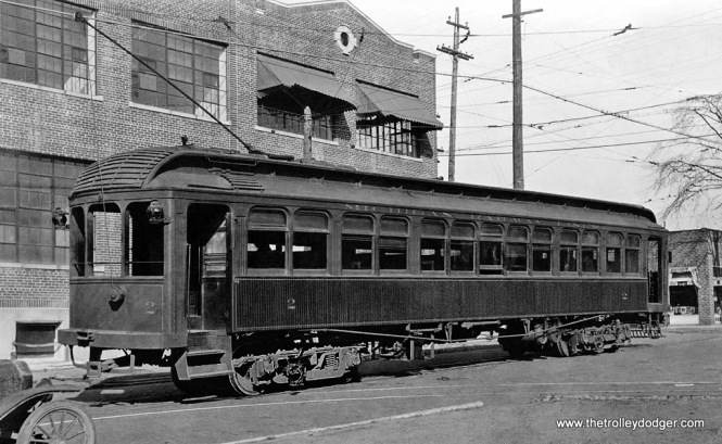 Michigan Railway Lines - Car 2.