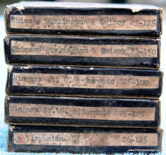 15 Another Close up of the 78rpm record master tapes