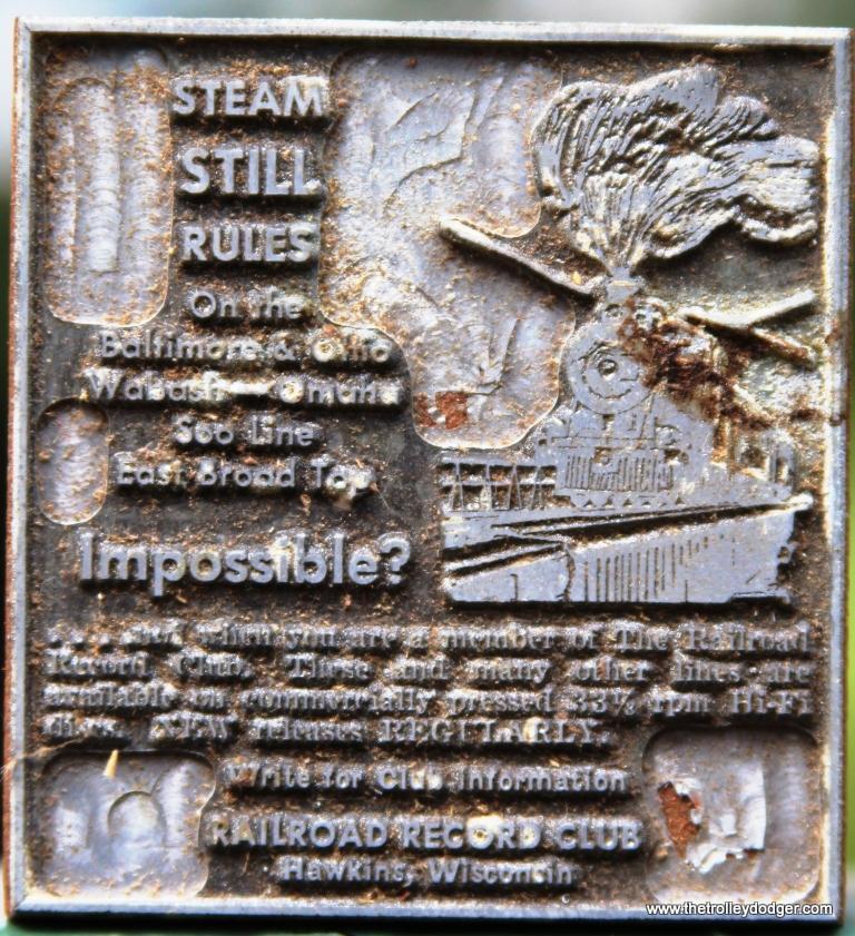 Missabe Iron Ranger April 1961 Souvenir Edition DM/&IR RR Magazine Story of Steam
