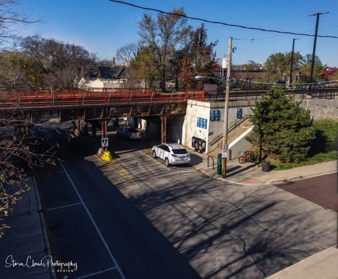 -stop near Evanston