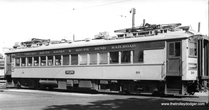 #30 at South Bend in August 1938. (C. V. Hess Photo)
