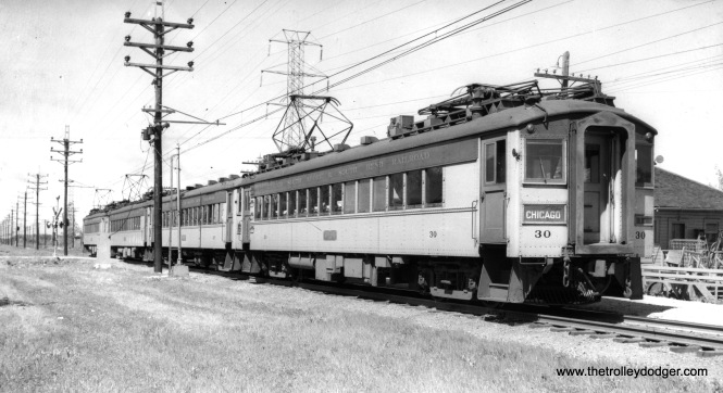 #30 at Tremont on May 17, 1941. (Charles Savage Photo)