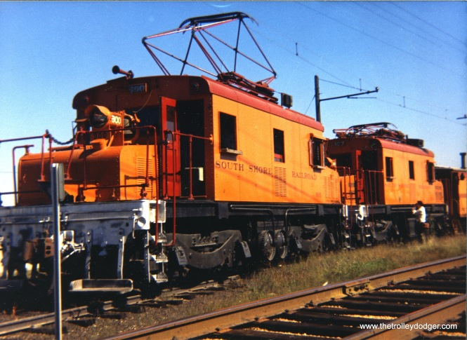 Loco #900. (R. Biermann Photo)