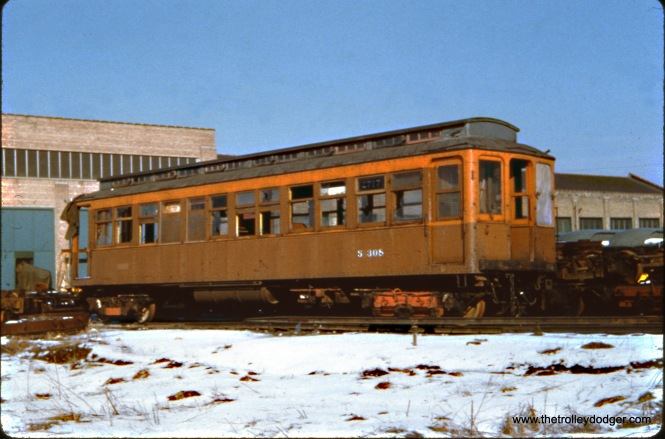 After the Chicago Transit Authority retired the last of the wooden