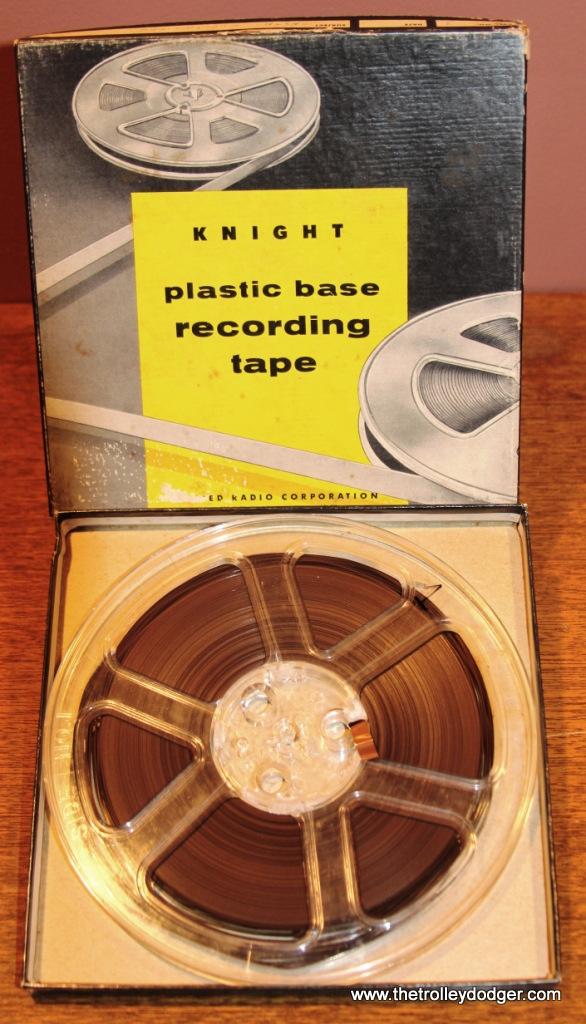 Tape 1 Electroliner
