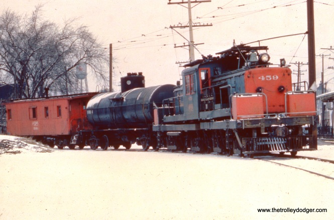 NSL loco 459.