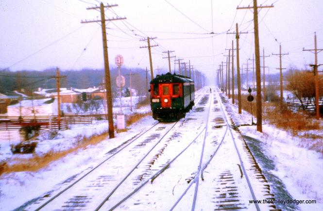 January 12, 1963. (Joseph Canfield Photo)