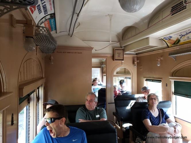 The interior of CA&E 319.