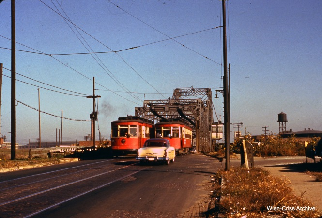 CTA 362 at Kedzie and 34th on October 2, 1953.