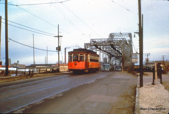 CTA 446 at Kedzie and 34th on March 13, 1951.