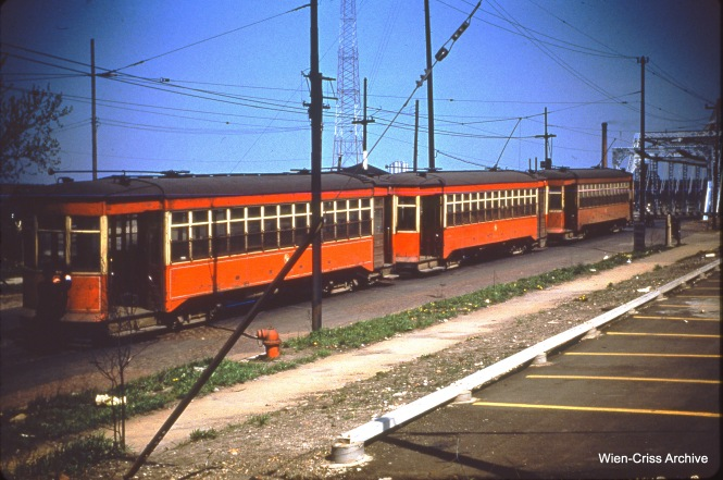 Kedzie and 34th on May 14, 1950.