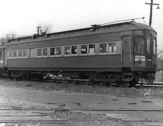 CA&E 302 in Wheaton, 1940.