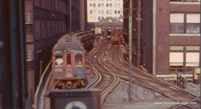 A close-up of the last picture, showing Wells Street Terminal.