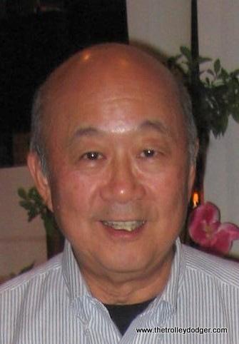 Ross Harano in 2012.