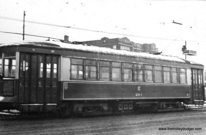 CSL 204 in December 1946.