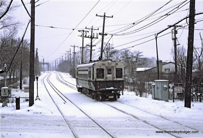 CTA 1-50 series Evanston Isabella 1-1970