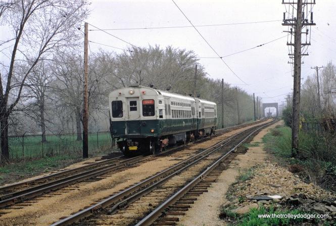 CTA 1-50 series Evanston Express Isabella 5-1970