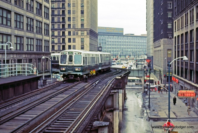 CTA 2000 series Wabash-Lake 5-1971