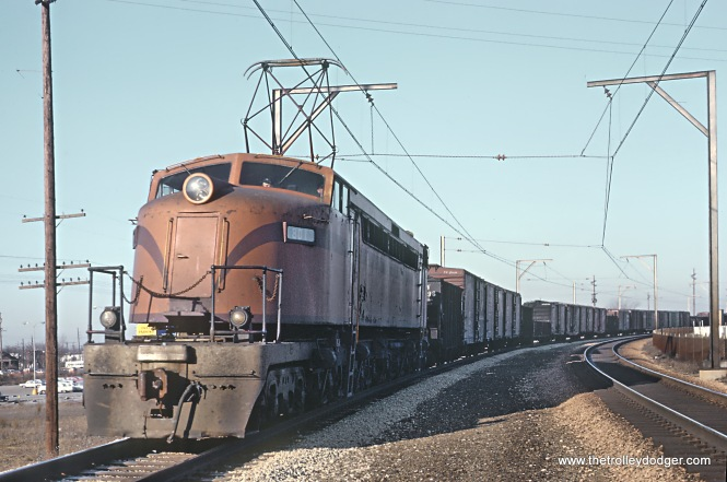 CSS&SB 801 in January 1964, location not recorded.